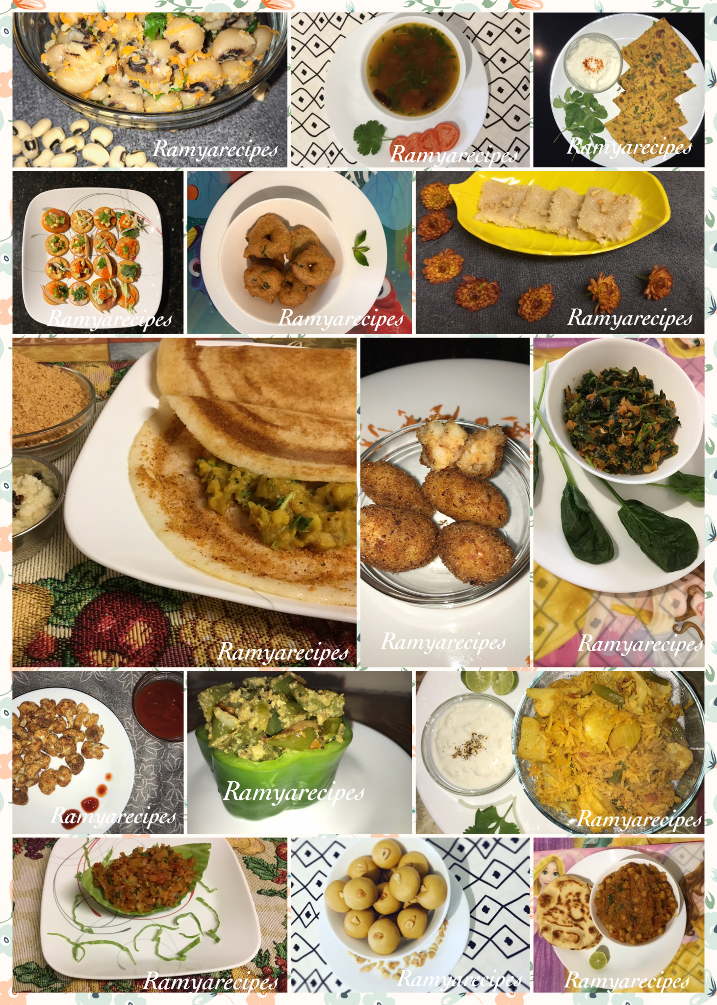 Ramya Recipes